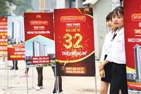 Dự án bất động sản đổ bộ chào năm mới