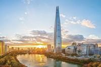 Lotte World Tower - niềm tự hào mới của Hàn Quốc