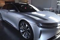 Lucid Air - Siêu xe điện 1.000 mã lực