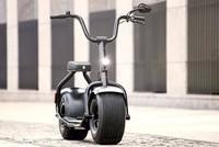 Scrooser, xe điện thiết kế mới thích hợp trong thành phố