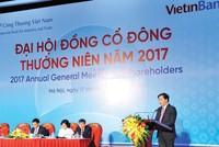 VietinBank đàm phán lại về tỷ lệ hoán đổi cổ phiếu với PGBank