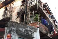 Cải tạo chung cư cũ tại Hải Phòng, vẫn còn gian nan