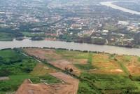 Doanh nghiệp địa ốc: Quỹ đất lớn sẽ thắng