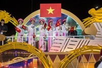 Đà Nẵng sáng bừng lung linh trong Lễ hội đường phố