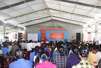 Quảng Bình đối thoại với người dân tại điểm xây dựng dự án Nhà máy Nhiệt điện Quảng Trạch I