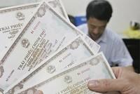 Trái phiếu Chính phủ: Lãi suất kỳ hạn 7 năm giảm 15 điểm