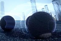 Goodyear: Lốp hình cầu cho tương lai xe tự lái