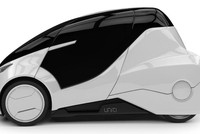 L7e, chiếc xe điện 2 chỗ tương lai của nhóm sinh viên đại học Thụy Điển