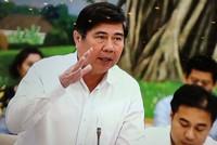 Chủ tịch UBND TP.HCM Nguyễn Thành Phong: Xử lý ngập lụt ở TP.HCM phải có… lộ trình