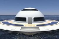 UFO 2.0 - Khách sạn trôi nổi bồng bềnh trên biển