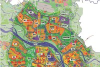Hà Nội điều chỉnh quy hoạch phân khu đô thị S2 ở huyện Hoài Đức