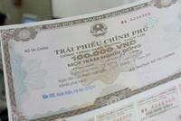 Tháng 8, lãi suất trúng thầu trái phiếu Chính phủ giảm nhẹ