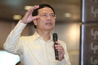 CEO Viettel Nguyễn Mạnh Hùng: Cách mạng 4.0, FPT, Vingroup, Viettel làm trước, từng cá nhân làm trước...