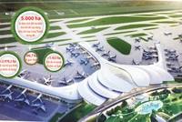 Hỗ trợ lớn cho người dân trong kế hoạch giải phóng mặt bằng sân bay Long Thành