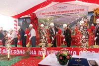 Việt Nam chính thức có nhà máy sản xuất linh kiện động cơ máy bay