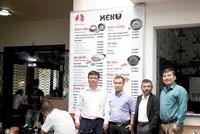 Phạm Thanh Hải, người biến Phở Thầy Y thành fast-food vươn ra thế giới