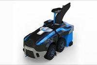 Robot cắt cỏ, hốt lá, quét tuyết