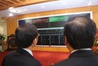 Ngân hàng lên sàn, giao dịch cổ phiếu khả quan