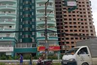 Khách mua nhà Dự án Cao ốc xanh mòn mỏi đợi nhà