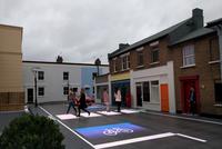 Smart LED - Vạch kẻ đường thông minh tại Anh