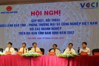 Lãnh đạo Nam Định trao đổi, đối thoại với các doanh nghiệp, doanh nhân