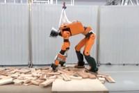 Robot cứu trợ thiên tai của Honda