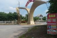 Hoang vắng những dự án biệt thự phía Tây Hà Nội