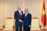 Đại sứ Ted Osius: Chuyến thăm Việt Nam của Tổng thống Donald Trump sẽ đưa quan hệ hai nước lên tầm cao mới