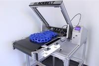 Blackbelt 3dprinter – máy in 3d có khổ in … vô hạn