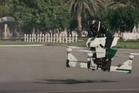Cảnh sát Dubai thử nghiệm xe mô tô bay Scorpion: Bay được 25 phút, 65km/h