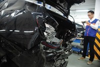 Thời gian thanh toán tiền bảo hiểm xe cơ giới