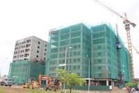 CEO cất nóc tòa thứ 2 khu nhà ở xã hội Bamboo Garden