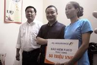 PJICO thăm hỏi cựu vận động viên điền kinh Vũ Bích Hường
