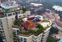 Địa ốc 7 ngày: 17 công trình của đại gia Lê Thanh Thản chưa đại yêu cầu phòng cháy