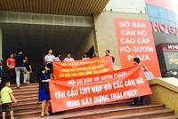 Địa ốc 7 ngày: Tranh chấp tại Hồ Gươm Plaza leo thang