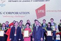 50 doanh nghiệp công nghệ thông tin hàng đầu Việt Nam có tổng doanh thu gần 1 tỷ USD/năm