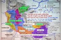 Thanh Hóa: Xem xét đề nghị công nhận đô thị Lam Sơn - Sao Vàng đạt tiêu chuẩn đô thị loại IV