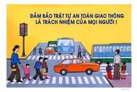 Lưu ý khi đi gần xe tải tài xế Việt cần nhớ