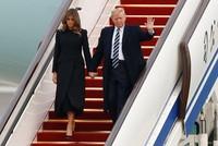 Ông Trump trở thành Tổng thống Mỹ đầu tiên ăn tối tại Tử Cấm Thành
