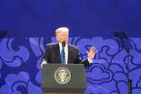 Tổng thống Mỹ Donald Trump nhắc lịch sử Hai Bà Trưng của Việt Nam trong bài phát biểu tại APEC