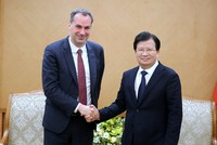 Hợp tác giữa các doanh nghiệp thúc đẩy phát triển quan hệ Việt – Đức
