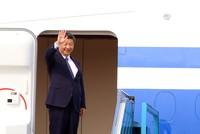 Chủ tịch Trung Quốc Tập Cận Bình rời Hà Nội
