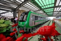 Xây dựng lại kế hoạch chạy thử tuyến đường sắt đô thị Cát Linh-Hà Đông