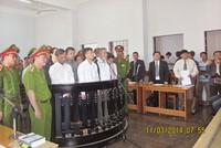 Hình ảnh phiên tòa (11/3) xử đại án nghìn tỷ tại Tây Nguyên