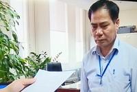 Nguyên giám đốc Ban quản lý nước Sông Đà bị bắt