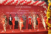Generali Việt Nam chính thức khai trương hoạt động tại Quảng Ninh