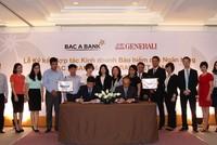 Generali Việt Nam bắt tay cùng Bac A Bank