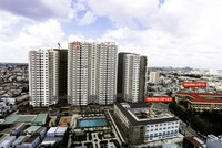 100% diện tích thương mại Dự án Him Lam Chợ Lớn đã được thuê