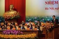 Giám đốc Công an Hà Nội Nguyễn Đức Chung làm Phó bí thư Hà Nội