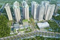 Goldmark City chuẩn bị ra mắt khu Sapphire